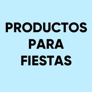 Productos Para Fiestas