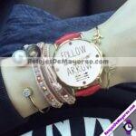 R3364-Reloj-Rojo-Extensible-Piel-Sintetica-Caratula-Follow-your-Arrow.jpg