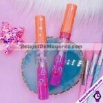 M4875 Lip Gloss Miss Corina Naranja cosmeticos por mayoreo (1)