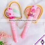 M5213 Mascara de Pestañas Iman Of Noble Fruit Party Durazno cosmeticos por mayoreo (1)